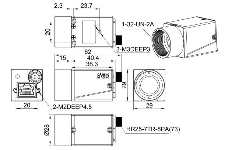 ehd products  ccd cameras with gige  gigabit ethernet