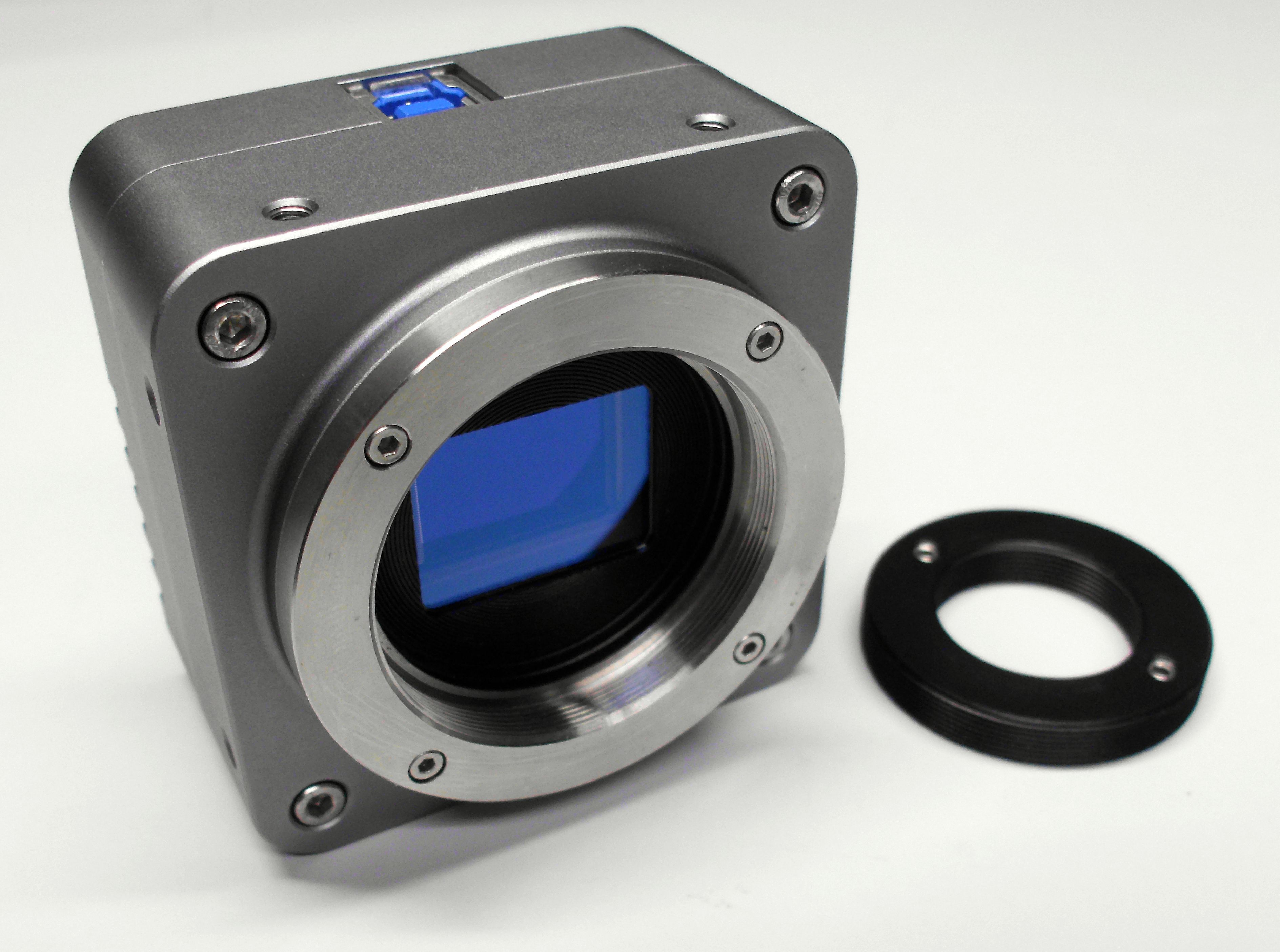 EHD imaging GmbH - InGaAs - UV - CCD - CMOS Cameras and